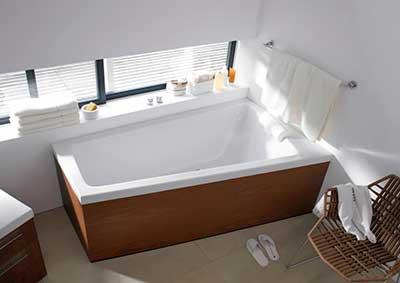 Акриловая ванна Duravit