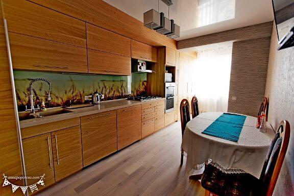Дизайн интерьера кухни Кишинев