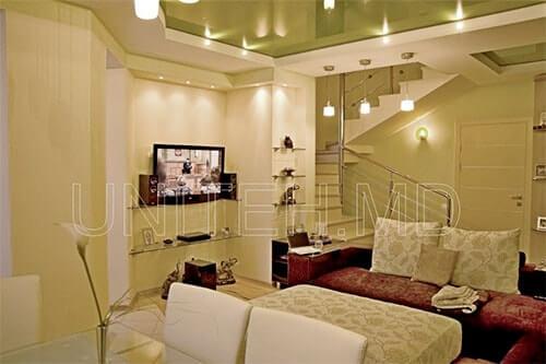Дизайн в доме потолки в Молдове