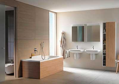 Duravit мебель для ванной
