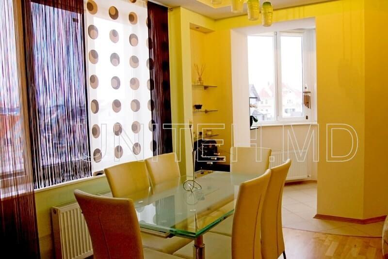 Ремонт и дизайн кухни в Кишиневе