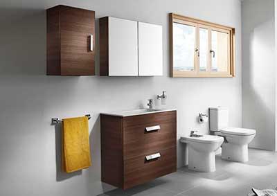 Roca мебель для ванной комнаты