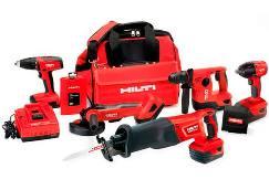 Инструмент Hilti для ремонта квартир в Кишиневе